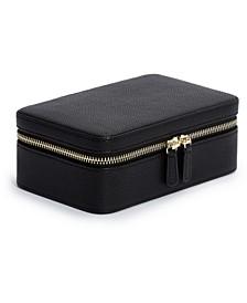 Rectangular Zip Jewelry Case