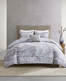 Dohwa 3 Piece Comforter Set - Full/Queen
