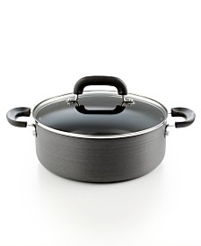 Hard Anodized Nonstick 5 Qt. Covered Chili Pot, Created for Macy's