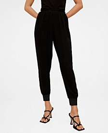 Flowy Jogging Trousers