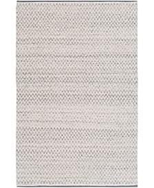 Azalea AZA-2302 Gray 2' x 3' Area Rug