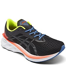 Men's Novablast Running Sneakers from Finish Line