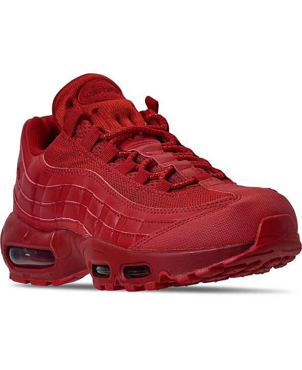 Nike Men's Air Max 95 Casual Sneakers from Finish Line