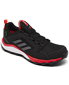 adidas Men's Terrex Agravic TR Gore-Tex Trail Running Sneakers from Finish Line