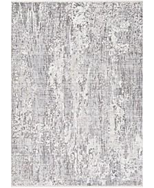 "Wonder WAM-2306 Charcoal 7'10"" x 10'10"" Area Rug"