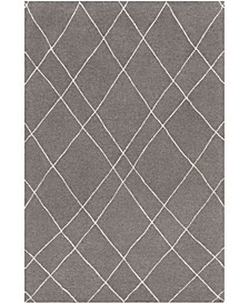 "Sinop SNP-2305 Charcoal 8'10"" x 12' Area Rug"
