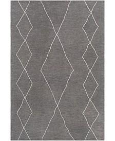 Sinop SNP-2307 Charcoal 6' x 9' Area Rug