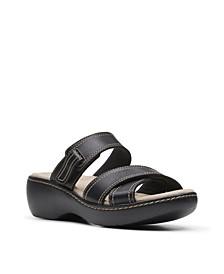 Collection Women's Delana Olive Sandal