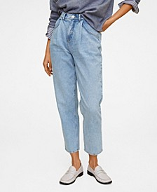 Dart Slouchy Jeans