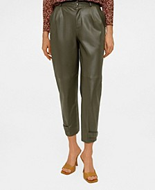 Dart High Waist Pants