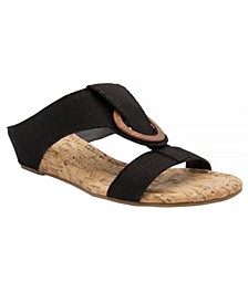 Women's Stazie Demi-Wedge Sandals