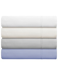 Avalon 500 Thread Count Sateen 6-Pc. Solid Sheet Sets