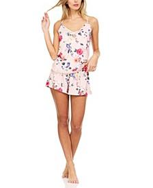 Fiona Butter Knit Cami Top Set