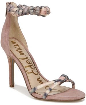 Sam Edelman ARIA TWO-PIECE DRESS SANDALS WOMEN'S SHOES