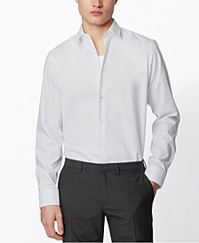 BOSS Men's Eliott White Shirt