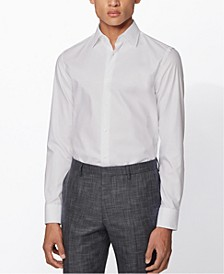 BOSS Men's Jango White Shirt