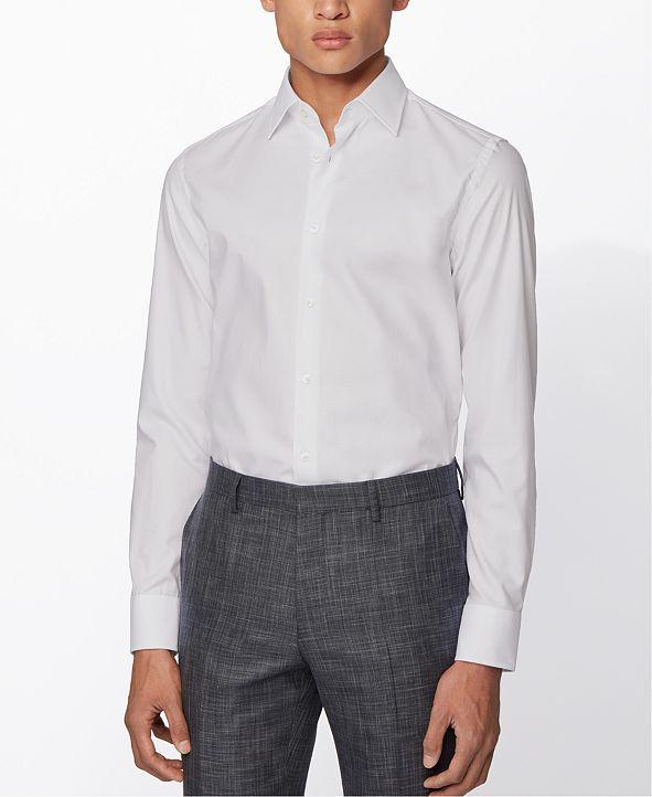 Hugo Boss BOSS Men's Jango White Shirt