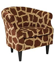 Nikole Club Chair