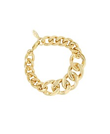 Big And Bold Chain Link Women's Bracelet