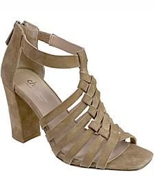 Micah Woven City Sandals