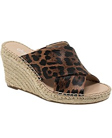 Neutron Espadrille Wedges