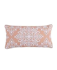 """Darcy 12"""" x 24"""" Stitch Decorative Pillow"""