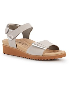Heather Wedge Sandal