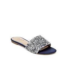 Noland Dress Flat Sandal