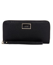Pish Posh Large Zip Wallet