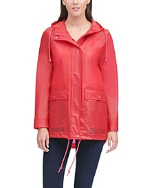 Rain Swing Parka Jacket