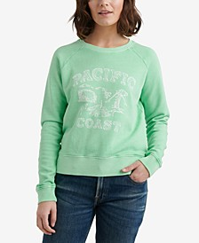 Pacific Coast Cotton Sweatshirt