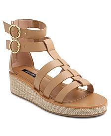 kensie Women's Weldon Platform Sandal