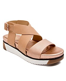 Harper Treaded Footbed Sandals