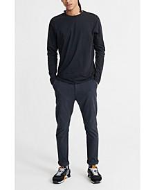 Men's Standard Label Long Sleeved Top