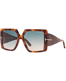Sunglasses, FT0790W5753P
