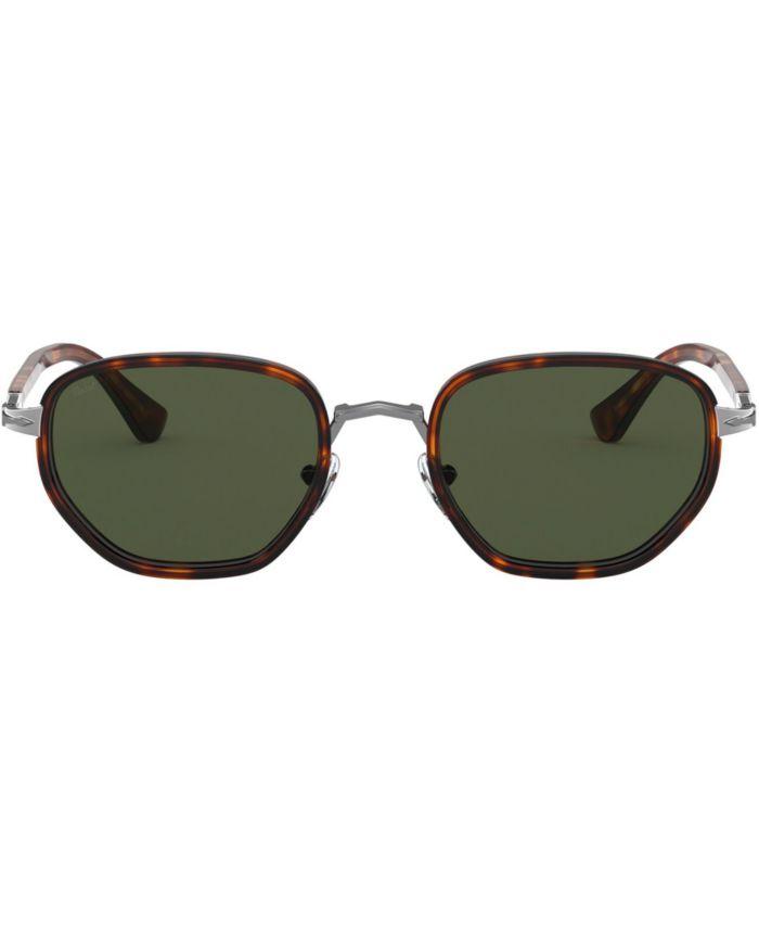 Persol Sunglasses, 0PO2471S5133150W & Reviews - Sunglasses by Sunglass Hut - Men - Macy's