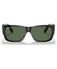 Unisex Polarized Sunglasses, RB2187