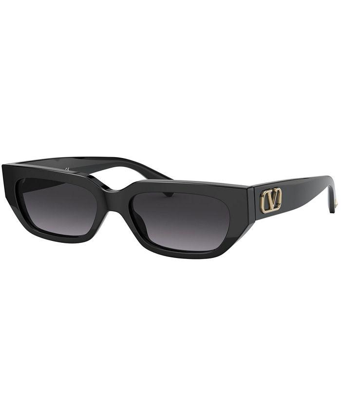 Valentino - Sunglasses, VA4080 BLK GRD
