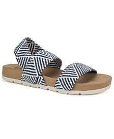 Tania Strappy Comfort Sandals