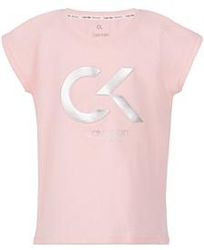 Big Girls Split Logo T-Shirt