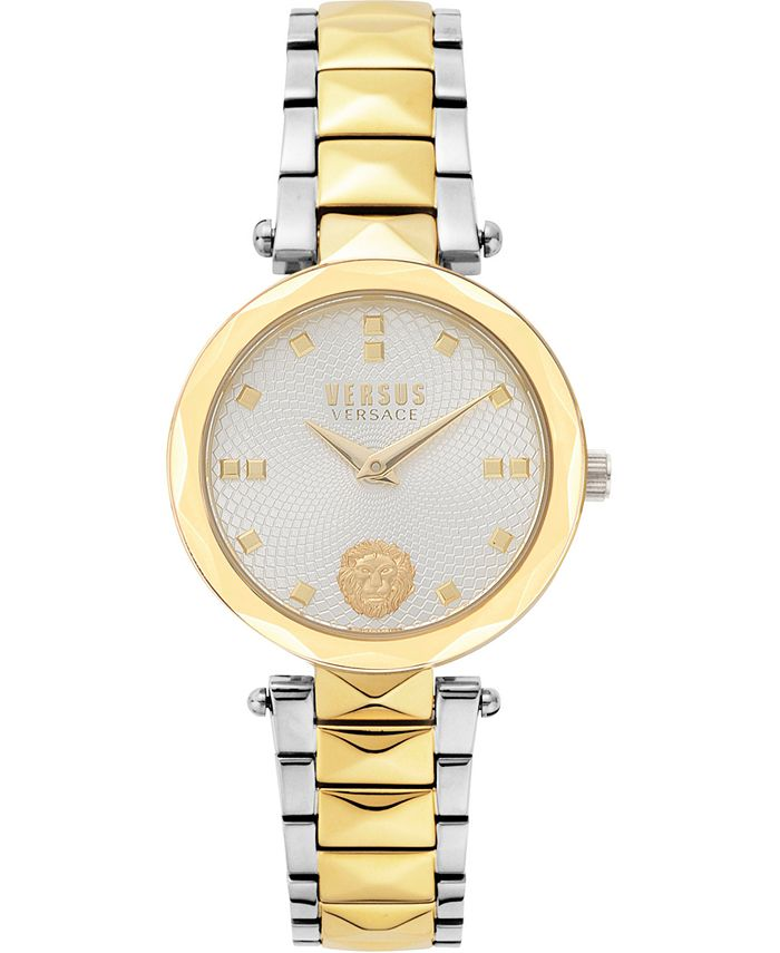 Versus by Versace - Women's Two-Tone Stainless Steel Bracelet Watch 32mm