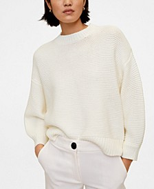 Purl Knit Sweater