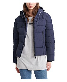 Spirit Icon Puffer Jacket