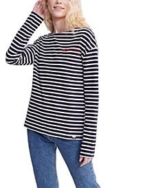 Blair Stripe Long-Sleeved T-Shirt