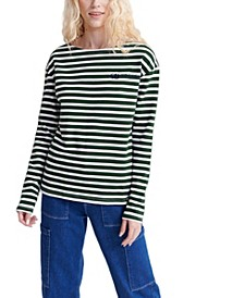 Blair Stripe Long-Sleeved T-Shirt