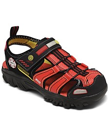 Little Boy's Hot Lights Damager lll - Beach Blaze Sport Sandals from Finish Line