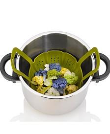 Silicone Pressure Cooker Steamer Basket