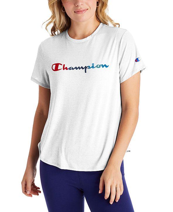 Champion Women's Sport Double Dry T-Shirt