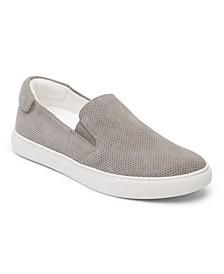 Women's Kam Perforated Slip On Sneakers