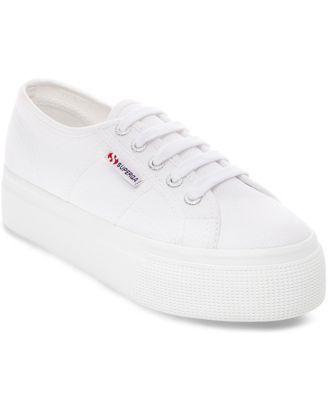 White Platform Sneakers - Macy's